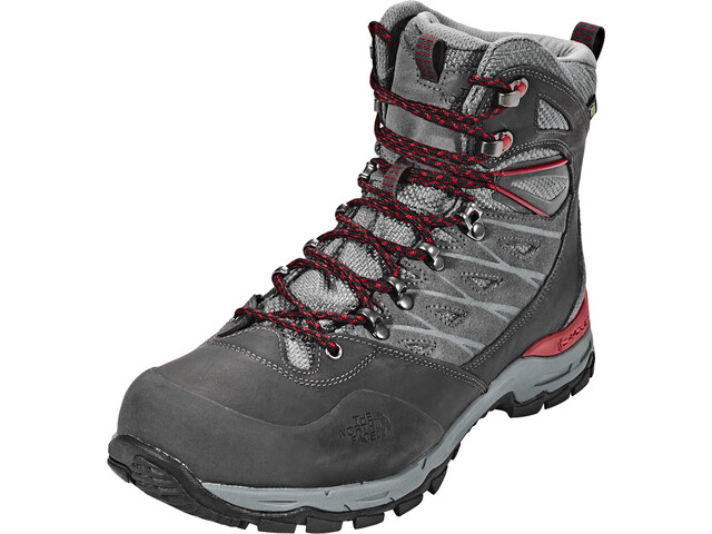 The North Face Hedgehog Trek GTX Chaussures Homme, dark shadow grey/rudy red